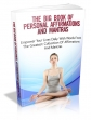 The Big Book Of Personal Affirmations And Mantras