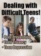 Dealing With Difficult Teens